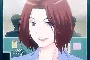 Anime Mädchen Fucks Selber Sie